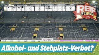 🔴 So plant die Liga die Rückkehr der Zuschauer ins Stadion | Reif ist Live