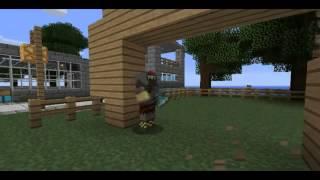 Minecraft приколы 56 серия   Новички Возвращение