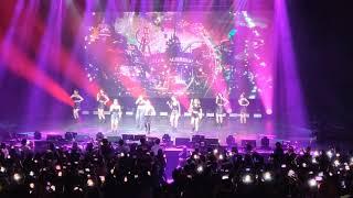 Red Velvet - 레드벨벳  - Bad Boy (English Version) - Redmare US Tour - Dallas - 20190210 [Fancam]