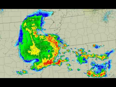 Memphis TN Doppler Radar Loop Of June  Derecho YouTube - Us weather radar map loop