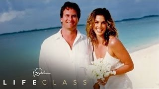 The Words Cindy Crawford Needed to Hear | Oprah's Lifeclass | Oprah Winfrey Network