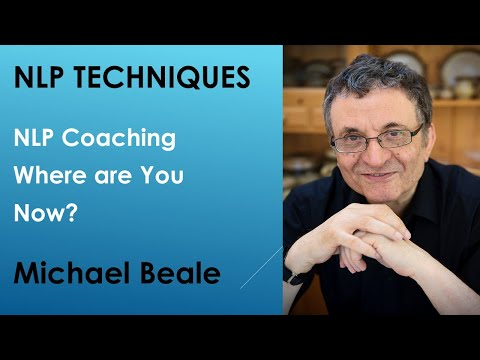 NLP Coaching | Where Are You Now?