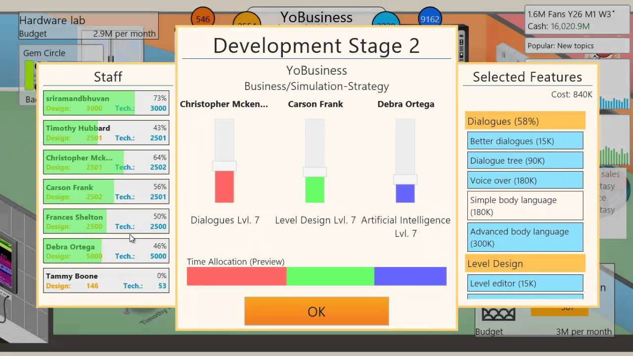 <b>Game Dev Tycoon</b> Hack [NEW] with technology and desgin,hype points ...