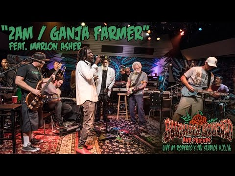 2am & Ganja Farmer - Slightly Stoopid (ft. Marlon Asher) (Live at Roberto's TRI Studios 4.21.16)
