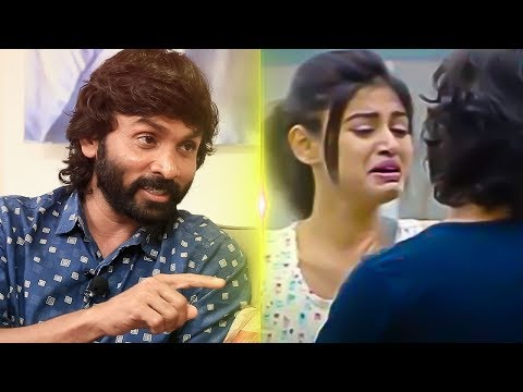 """""""I don't know, if Oviya had that Pain !"""" - Snehan Reveals 