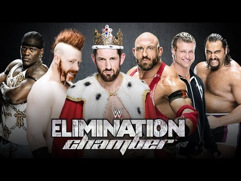 ESGNet's PPV Prediction | WWE Elimination Chamber | Intercontinental Champion (WWE 2k15)