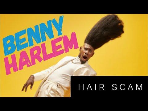 Benny Harlem : The Million Dollar Hair Scam