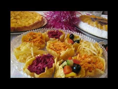 Корзиночки из сыра для оформления салатов. сайт http://www.bvgyoga.com