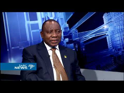 In conversation with Deputy President Ramaphosa, 14 December