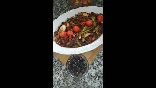 Kuru domatesli sıradışı kahvaltılık