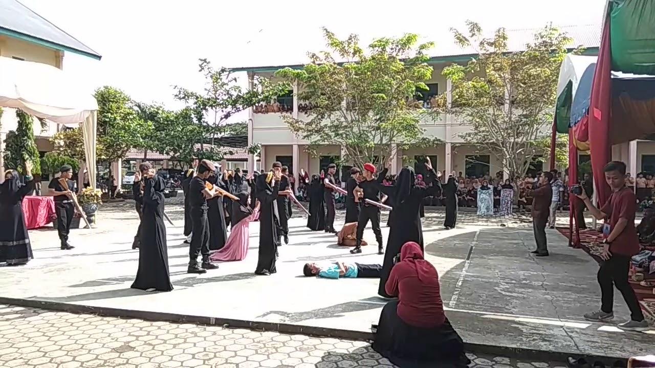 Drama Negri Palestina Man 3 Banda Aceh Youtube
