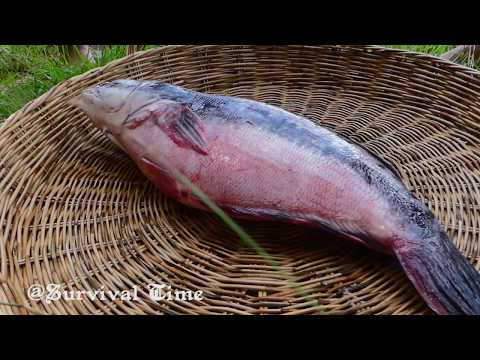 Cooking Amok Fish With Secret Recipe At Rice Field