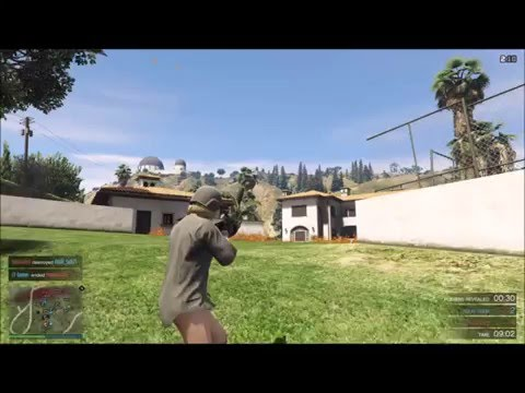 Grand Theft Auto | Grenade Launcher Tutorial | HOW TO w/ GRNDLNCHR ⇓⇓(Read Disc)⇓ ⇓