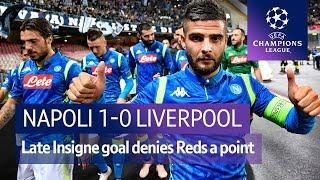 Napoli vs Liverpool (1-0) UEFA Champions League Highlights