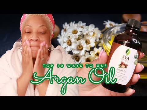 Argan Oil Complete Help guide to History, Uses, and Benefits