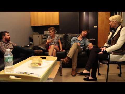 Mia Dyson Post Performance Interview