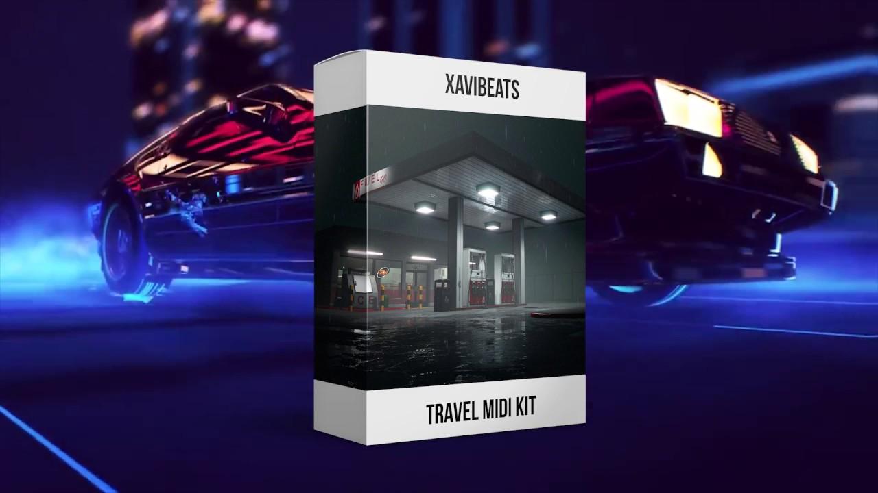 Travel Midi & Loop Kit | SoundPacks com