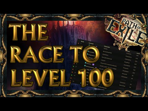 Path of Exile: The Race to Level 100 - Responses to the Problem