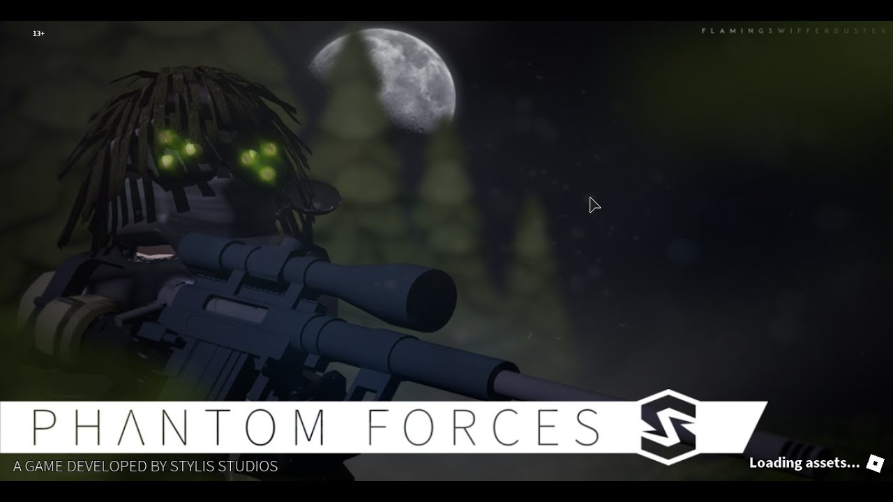 Easy Fly Glitch In Phantom Forces Youtube