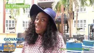 Thijs Borsten Daagt Uit: Soulzangeres Giovanca & de Mozambikaanse Neco Novellas