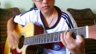 Doremon Guitar Fingerstyle phiên bản lỗi nặng :))
