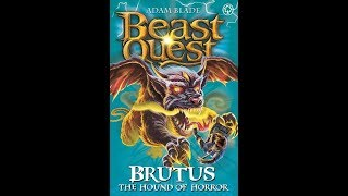 Beast Quest Reviews Series 11 - Brutus The Hound Of Horror