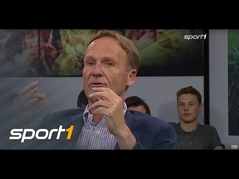 """Watzke: """"BVB wird wieder Titel holen""""   SPORT1 DOPPELPASS"""
