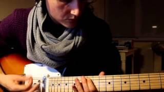 My Sleeping Karma - Ephedra ( Guitar Cover )