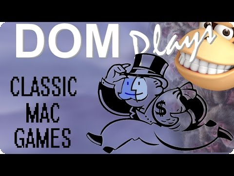 "Dom Plays Classic Mac Games - Ep 46 ""Lots of monkeys"""