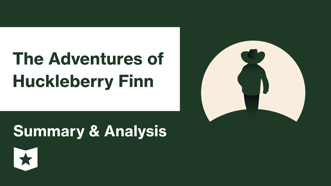 an analysis of the characters in the novel the adventures of huckleberry finn by mark twain The narrator, huckleberry finn, introduces the novel with a reference to twain's previous work, the adventures of tom sawyer, and huck and tom are clearly established as foils.