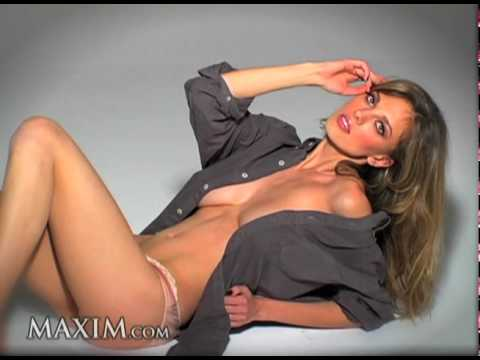 Maxim Presents: Bar Paly - The Israeli supermodel on her first times.