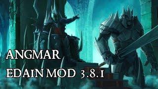 "Angmar - BFME2 - Edain Mod 3.8.1 ""Holy Sh*t it's Snowing!"""
