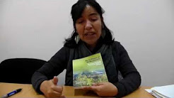 Investigadora Giovanna Rocio Almanza