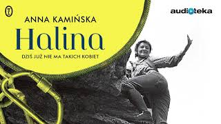 "Anna Kamińska ""Halina"" | audiobook"