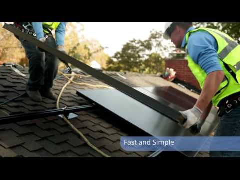 InvisiMount™  SunPower's Residential Mounting Solution