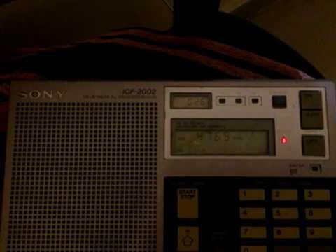 Tajik radio, 4765 kHz, around 20:00 UTC