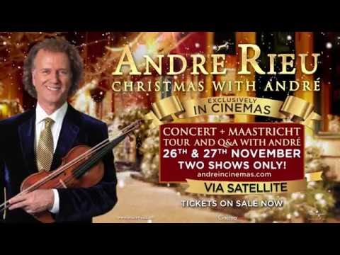 André Rieu: Christmas with André 2016 - 2 Shows Only - YouTube