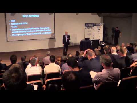 AIIA Navigating the Internet of Things: Jason McClure, Chief Executive Ocer, SlicedTech