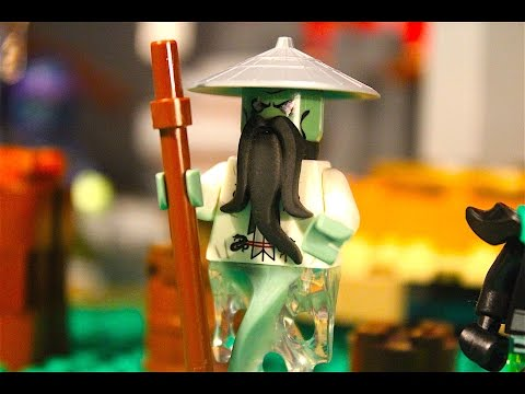 LEGO NINJAGO Piracy! Episode 12 - Sensei Yang!