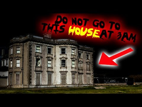 HAUNTED HOUSE AT 3 AM! WE MADE A DISCOVERY WITH OMARGOSHTV