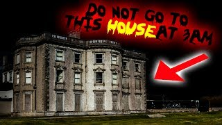 HAUNTED HOUSE AT 3 AM! WE MADE A DISCOVERY WITH OMARGOSHTV | MOE SARGI