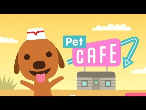 Sago Mini Pet Cafe by Sago sago (Саго Мини Кафе для Питомцев от Саго Саго)
