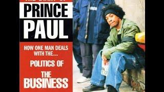 Prince Paul - The Diary Of Prince Paul