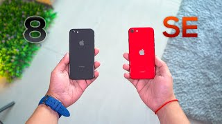 iPhone SE 2020: ការបកស្រាយរបស់ខ្ញុំជាមួយ iPhone 8 !