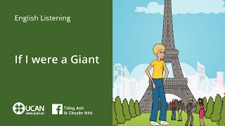 Learn English Listening - Lesson 12. If I were a Giant