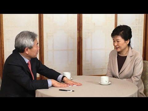 South Korea: President Park plans to be interrogated by prosecutors
