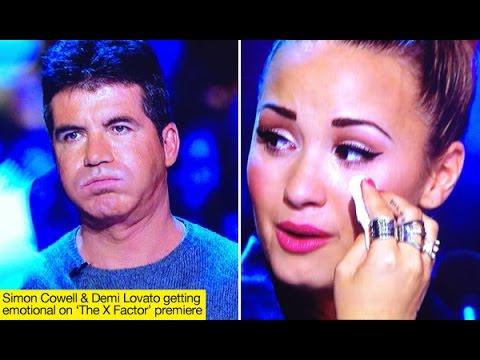 Demi Lovato & Simon Cowell Greatest/Funniest X Factor Moments Full Edition