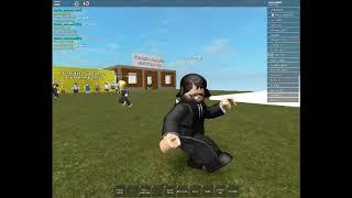 John Wick Dancing in Roblox