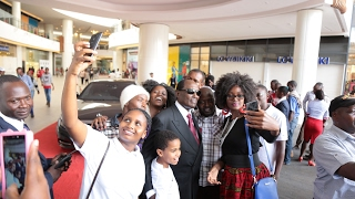 We are bringing the best experience in the world to Kenya - CK