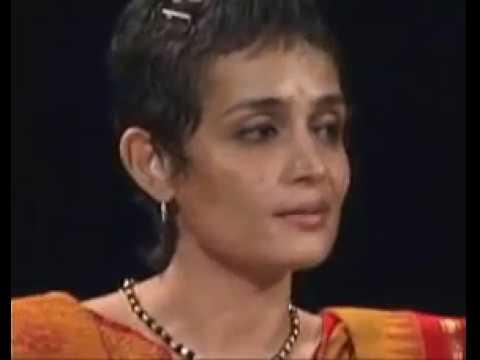 Arundhati Roy on Anti-Americanism